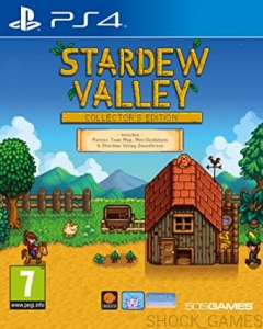GRA PS4 STARDEW VALLEY COLLECTOR'S EDITION + DODATKI