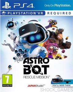 GRA PS4 ASTRO BOT RESCUE MISSION PL PLAYSATION VR