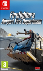 GRA NINTENDO SWITCH FIREFIGHTERS AIRPORT FIRE DEPARTMENT THE SIMULATION