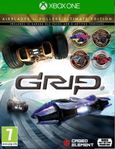 GRA XBOX ONE GRIP COMBAT RACING ROLLERS VS AIRBLADES ULTIMATE
