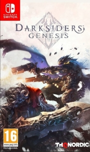 GRA NINTENDO SWITCH DARKSIDERS GENESIS PL