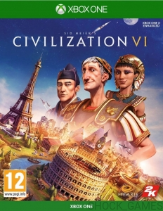 GRA XBOX ONE SID MEIER'S CIVILIZATION VI 6 PL