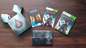 GRA XBOX 360 ASSASSIN'S CREED REVELATIONS PL SPECIAL EDITION  ASSASSINS