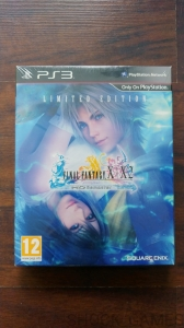 GRA PS3 FINAL FANTASY X X-2 HD REMASTER COLLECTION LIMITED EDITION