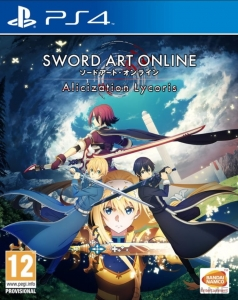 GRA PS4 SWORD ART ONLINE ALICIZATION LYCORIS