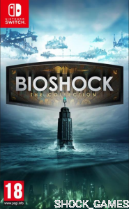 GRA NINTENDO SWITCH BIOSHOCK THE COLLECTION KOLEKCJA
