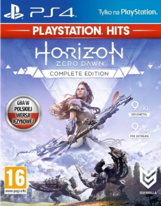 GRA PS4 HORIZON ZERO DAWN COMPLETE EDITION PL