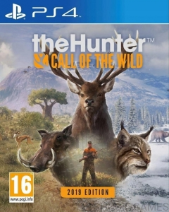 GRA PS4 THE HUNTER CALL OF THE WILD 2019 EDITION