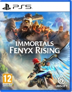 GRA PS5 IMMORTALS FENYX RISING PL FENIX