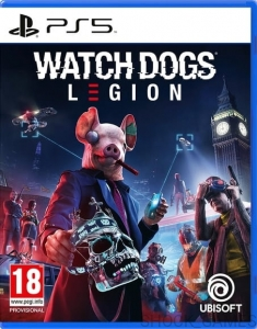 GRA PS5 WATCH DOGS LEGION PL