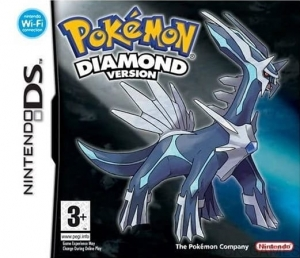 GRA NINTENDO DS POKEMON DIAMOND VERSION