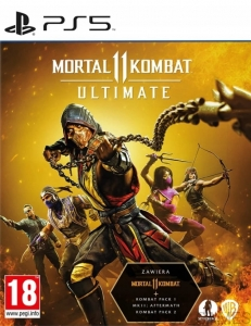 GRA PS5 MORTAL KOMBAT 11 ULTIMATE PL