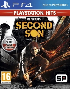 GRA PS4 INFAMOUS SECOND SON PL