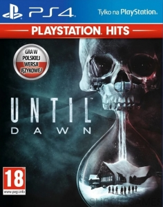 GRA PS4 UNTIL DAWN PL