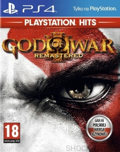 GRA PS4 GOD OF WAR III 3 PL REMASTERED