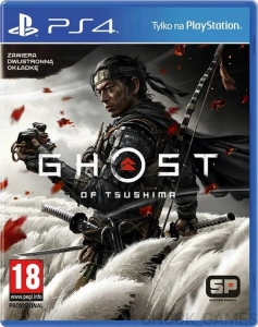 GRA PS4 GHOST OF TSUSHIMA PL