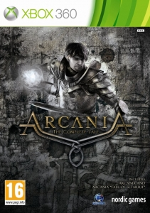 ARCANIA THE COMPLETE TALE PL XBOX 360