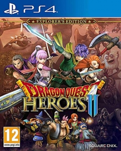 DRAGON QUEST HEROES II 2 EXPLORER'S EDITION PS4