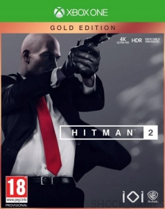 HITMAN 2 PL XBOX ONE GOLD EDITION II