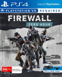 GRA PS4 FIREWALL ZERO HOUR PL PLAYSTATION VR