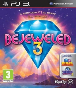 BEJEWELED 3 III PS3