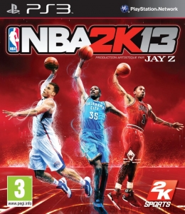 GRA PS3 NBA 13 2K13 2013