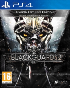 BLACKGUARDS 2 PL LIMITED DAY ONE EDITION PS4 BLACK GUARDS