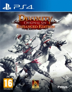 DIVINITY ORIGINAL SIN ENHANCED EDITION PL PS4