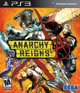 GRA PS3 ANARCHY REIGNS