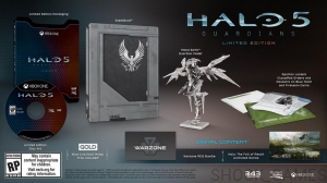 HALO 5 GUARDIANS PL LIMITED EDITION XBOX ONE