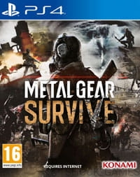 GRA PS4 METAL GEAR SURVIVE