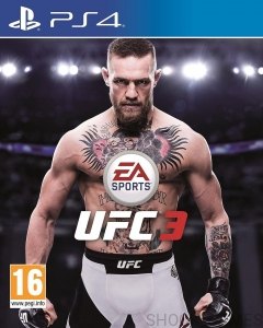 EA SPORTS UFC 3 III PL PS4