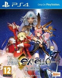 GRA PS4 FATE FATE / EXTELLA THE UMBRAL STAR