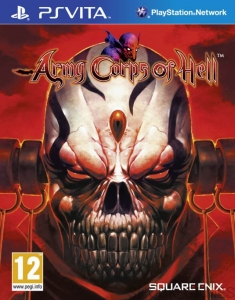 GRA PS VITA ARMY CORPS OF HELL PSV