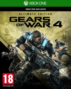 GEARS OF WAR 4 ULTIMATE - STELLBOOK PL XBOX ONE