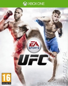 GRA XBOX ONE UFC EA SPORTS MMA 1