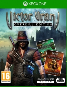 GRA XBOX ONE VICTOR VRAN PL OVERKILL EDITION + DLC