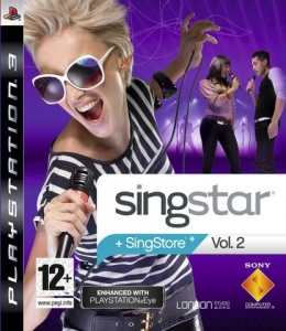 GRA PS3 SINGSTAR + SING STORE VOL 2