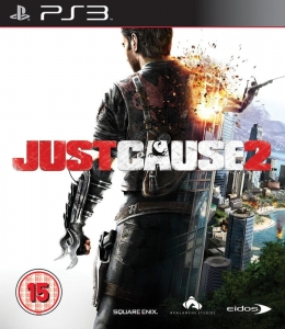 GRA PS3 JUST CAUSE 2 JUSTCAUSE II