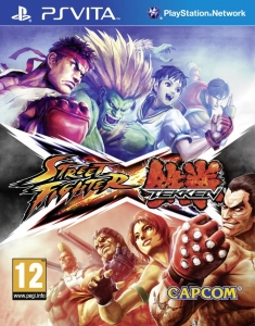GRA PS VITA STREET FIGHTER X TEKKEN PSV