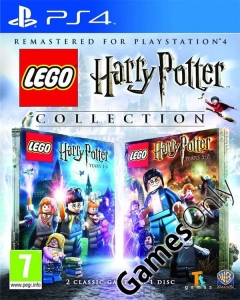 LEGO HARRY POTTER COLLECTION KOLEKCJA PS4