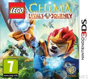 GRA NINTENDO 3DS LEGO LEGENDS OF CHIMA LAVAL'S JOURNEY