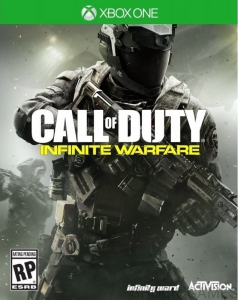 CALL OF DUTY INFINITE WARFARE XBOX ONE COD