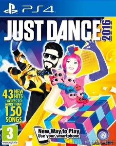 JUST DANCE 2016 CAMERA KINECT PS4