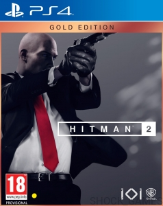 HITMAN 2 PL PS4 GOLD EDITION II
