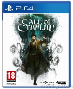 GRA PS4 CALL OF CTHULHU PL