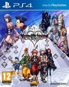 GRA PS4 KINGDOM HEARTS HD II 2.8 FINAL CHAPTER PROLOGUE