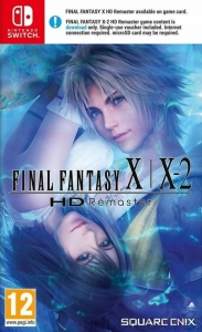 GRA NINTENDO SWITCH FINAL FANTASY X X-2 HD REMASTER COLLECTION