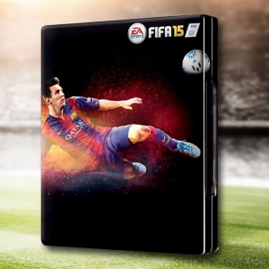 FIFA 15 2015 PL PS4 STEELBOOK