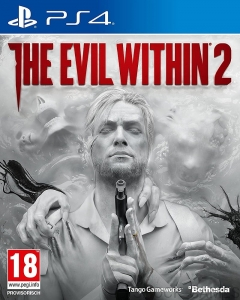 THE EVIL  WITHIN 2 II PS4